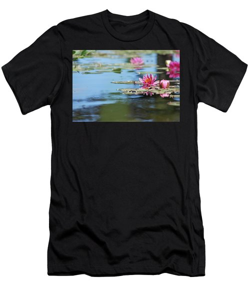 On The Pond Men's T-Shirt (Athletic Fit)