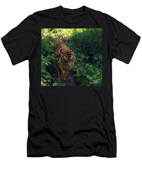 On The Prowl Men's T-Shirt (Athletic Fit)