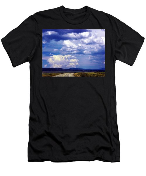 On The Road Again Men's T-Shirt (Athletic Fit)