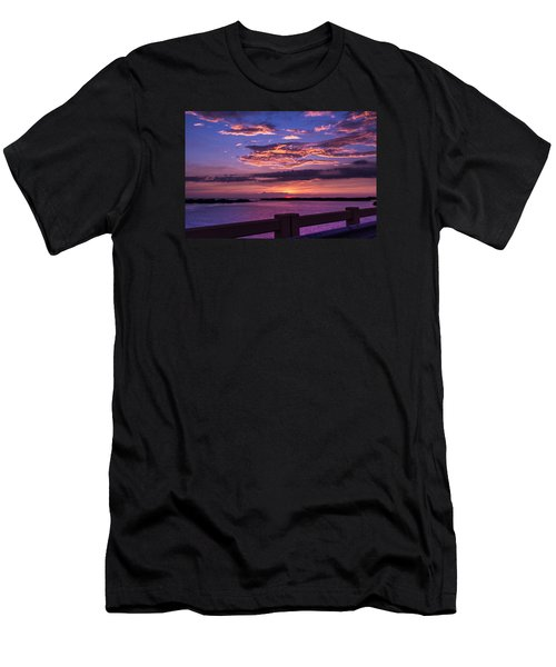 On The Road To Sanibel Men's T-Shirt (Athletic Fit)