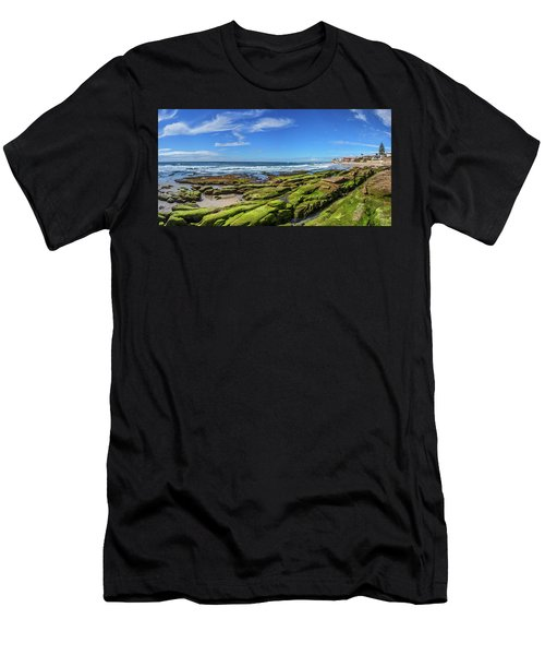 On The Rocky Coast Men's T-Shirt (Athletic Fit)