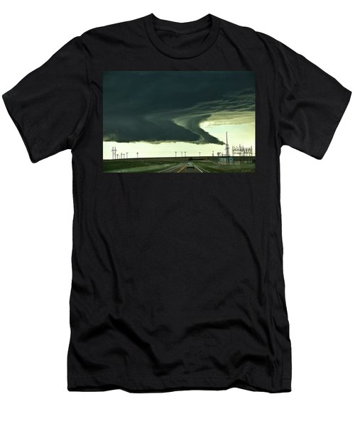 On The Way To The Akron Co Beast Men's T-Shirt (Athletic Fit)