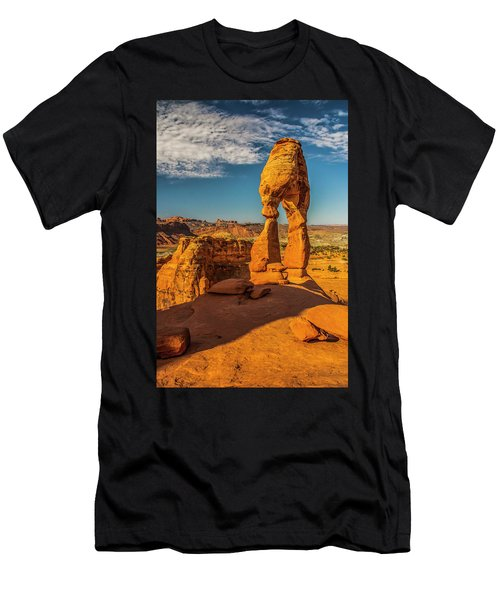 On This New Morning Men's T-Shirt (Athletic Fit)