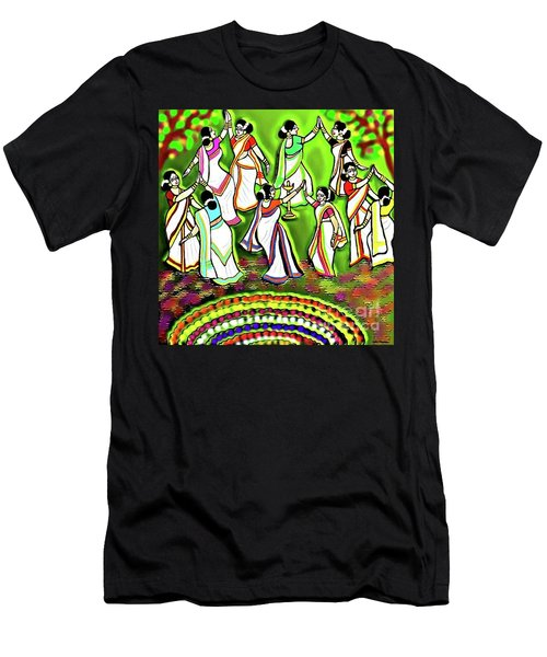 Onam Festival Men's T-Shirt (Athletic Fit)