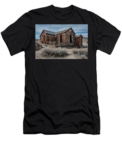 Once A Home Men's T-Shirt (Athletic Fit)