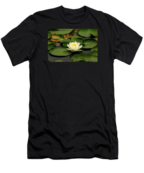 Once Upon A Lily Pad Men's T-Shirt (Athletic Fit)