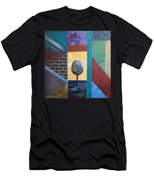 One Men's T-Shirt (Athletic Fit)