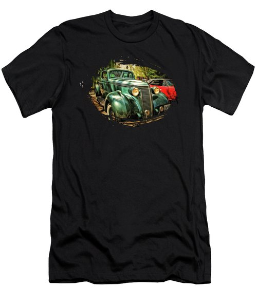 One Cool 1937 Studebaker Sedan Men's T-Shirt (Athletic Fit)
