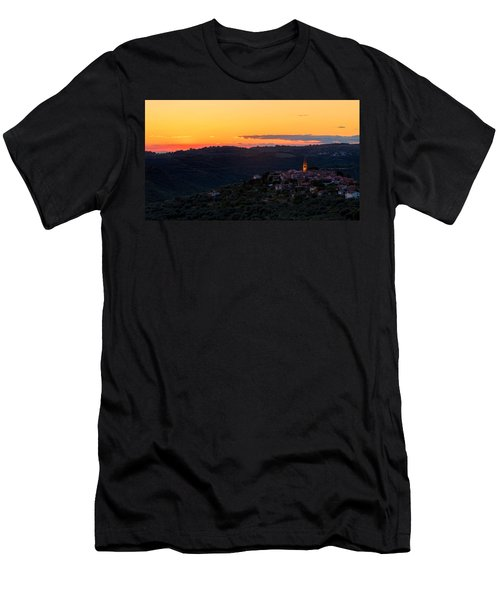 One Evening In September Men's T-Shirt (Athletic Fit)