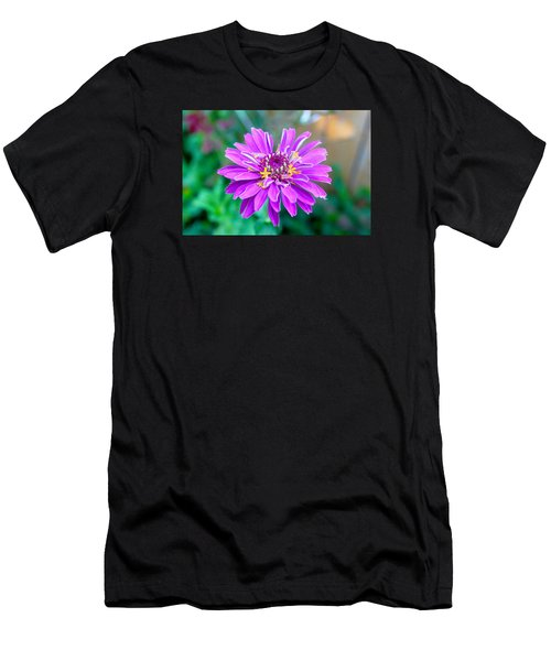 One Flower Circus Men's T-Shirt (Athletic Fit)