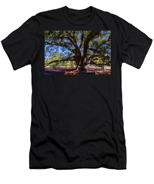 One Friendship Tree Men's T-Shirt (Athletic Fit)