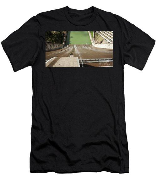 One Heckuva Waterslide Men's T-Shirt (Athletic Fit)