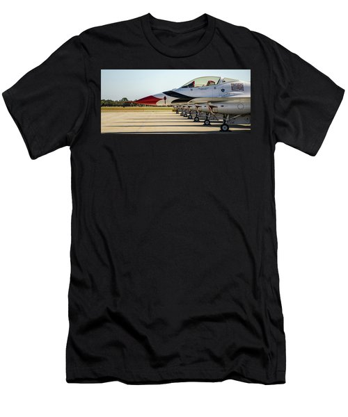 One Jet Or Seven Men's T-Shirt (Athletic Fit)