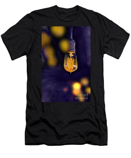 One Light Men's T-Shirt (Athletic Fit)