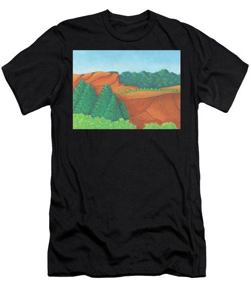One Mesa Men's T-Shirt (Athletic Fit)