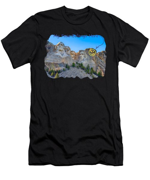 One More Men's T-Shirt (Athletic Fit)