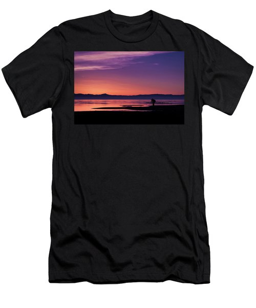 One More Shot Men's T-Shirt (Slim Fit) by Ralph Vazquez