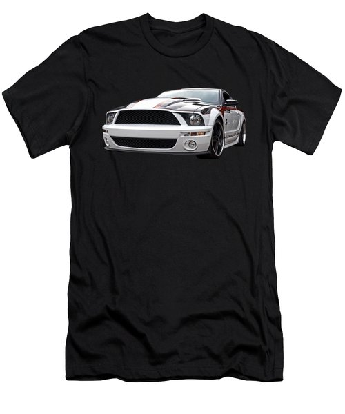 One Of A Kind Mustang Men's T-Shirt (Athletic Fit)