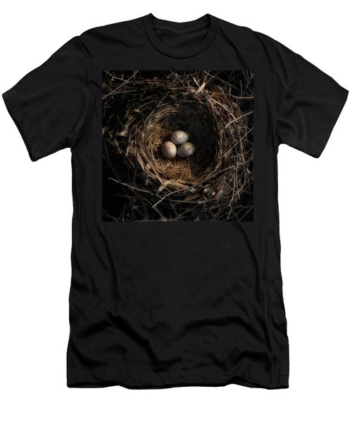 One Of The Most Private Things In The World Is An Egg Until It Is Broken Mfk Fisher Men's T-Shirt (Athletic Fit)