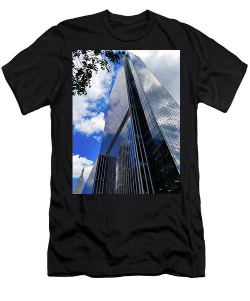 One Penn Plaza Men's T-Shirt (Athletic Fit)