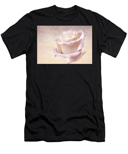 One Rose Is Enough For The Dawn Men's T-Shirt (Athletic Fit)