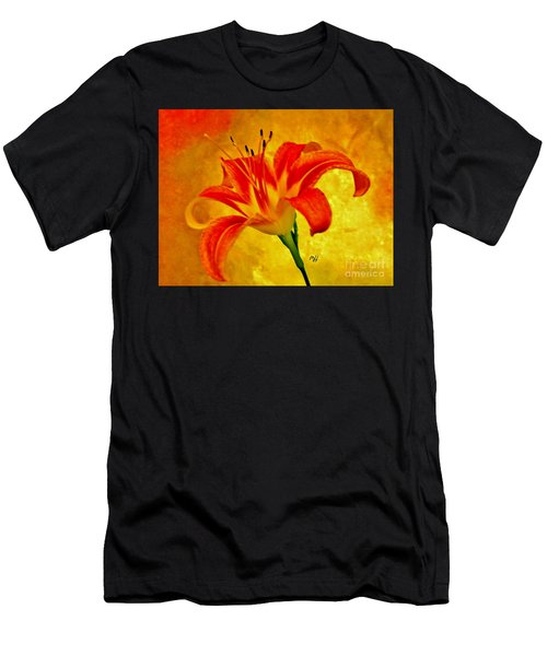 One Tigerlily Men's T-Shirt (Athletic Fit)