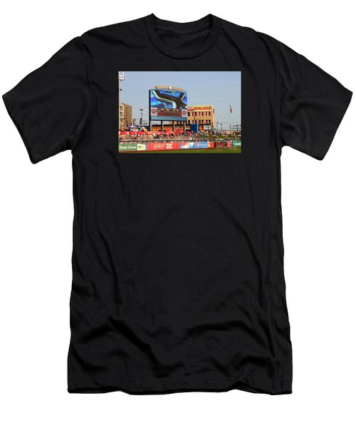 Oneok Field 2 Men's T-Shirt (Athletic Fit)