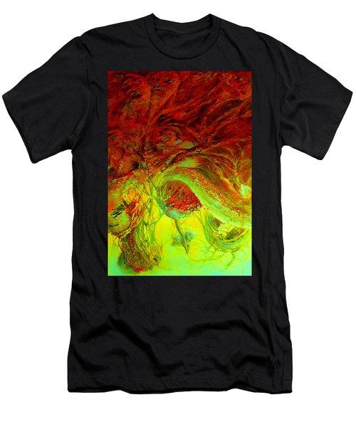 Oniristic Space Men's T-Shirt (Athletic Fit)