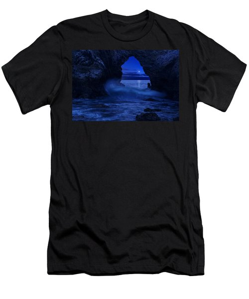 Men's T-Shirt (Athletic Fit) featuring the photograph Only Dreams by Dustin  LeFevre