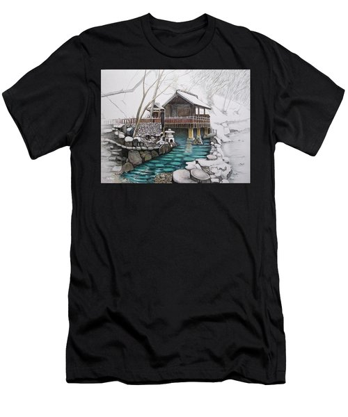 Onsen Men's T-Shirt (Athletic Fit)