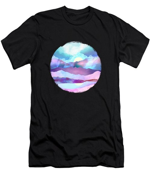 Opal Mountains Men's T-Shirt (Athletic Fit)