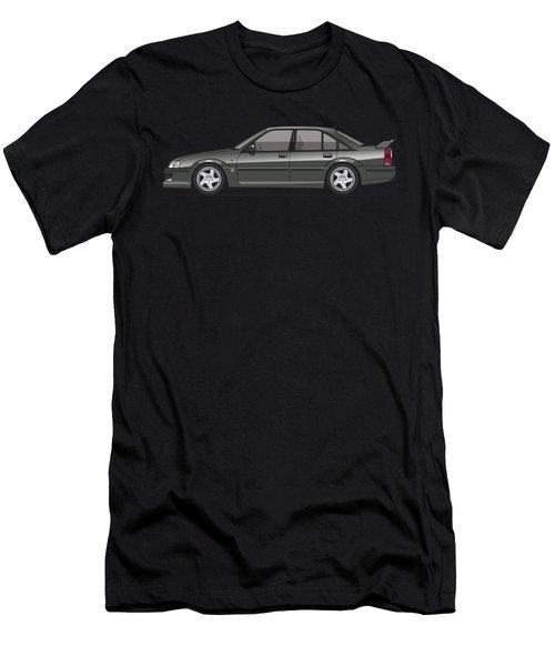 Opel Lotus Omega / Vauxhall Lotus Carlton Type 104 Men's T-Shirt (Athletic Fit)