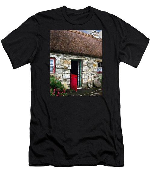 Open Door Men's T-Shirt (Athletic Fit)