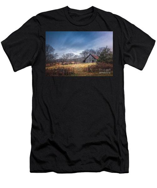 Open Gate Men's T-Shirt (Athletic Fit)