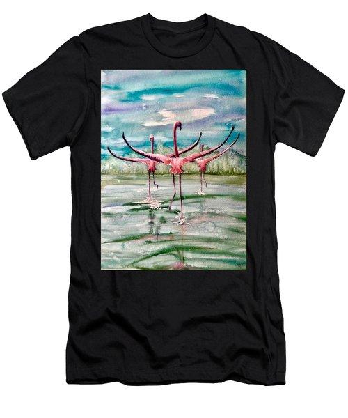 Open Horizon Men's T-Shirt (Athletic Fit)