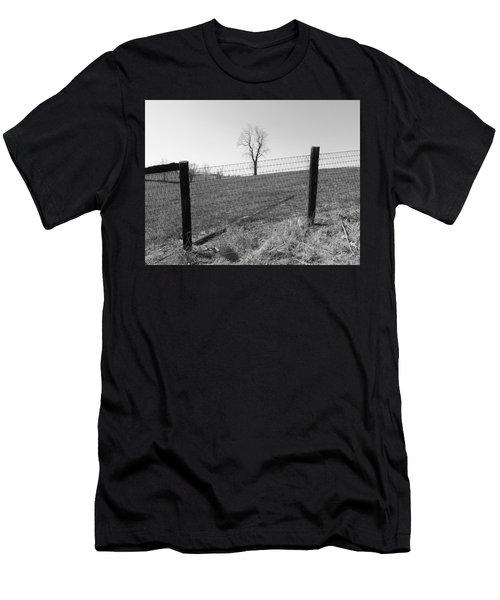 Open Land Men's T-Shirt (Athletic Fit)