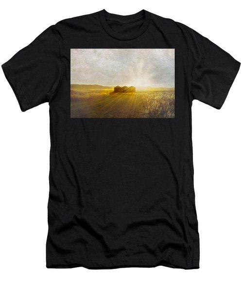 Open Spaces Men's T-Shirt (Athletic Fit)