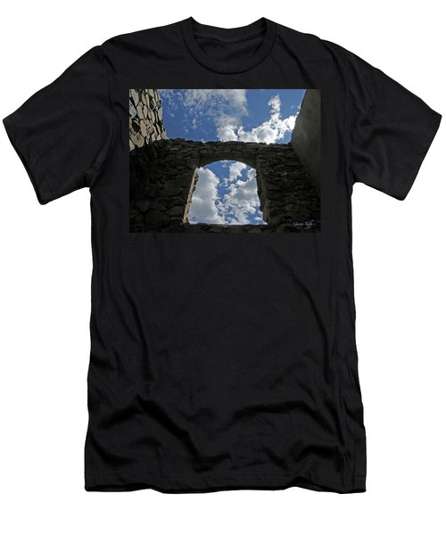 Open To The Sky Men's T-Shirt (Athletic Fit)