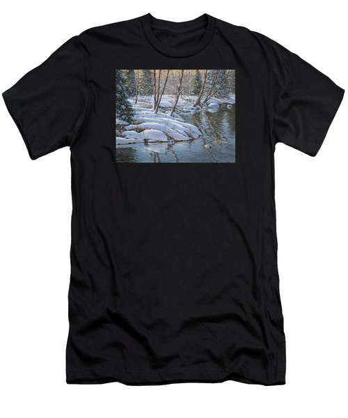 Open Water Men's T-Shirt (Athletic Fit)