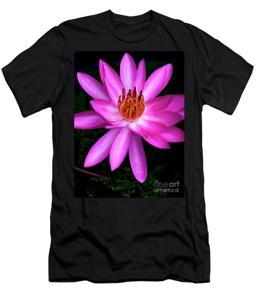 Opening - Early Morning Bloom Men's T-Shirt (Athletic Fit)