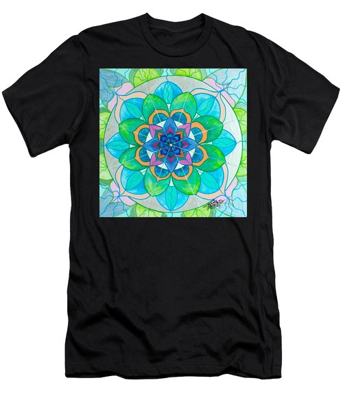 Openness Men's T-Shirt (Athletic Fit)