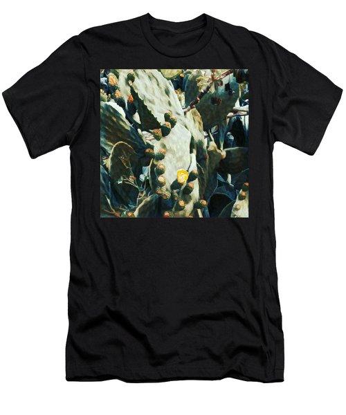 Opuntia Ficus Men's T-Shirt (Athletic Fit)