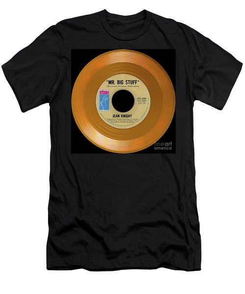 Men's T-Shirt (Slim Fit) featuring the photograph Orange 45 by Martin Konopacki