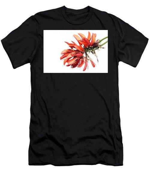 Orange Clover I Men's T-Shirt (Athletic Fit)
