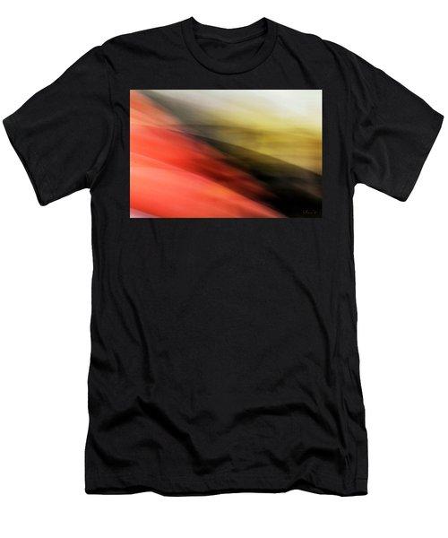 Orange Hills Men's T-Shirt (Athletic Fit)