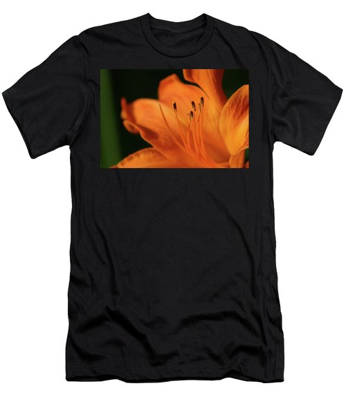 Orange Wave 3096 H_2 Men's T-Shirt (Athletic Fit)