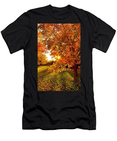 Orange You Glad Men's T-Shirt (Athletic Fit)