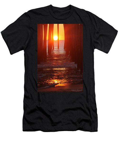 Orb On The Water Men's T-Shirt (Athletic Fit)