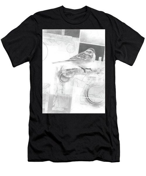 Orbit No. 1 Men's T-Shirt (Athletic Fit)