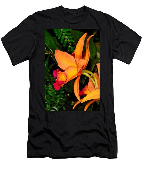 Orchid 355 Men's T-Shirt (Athletic Fit)